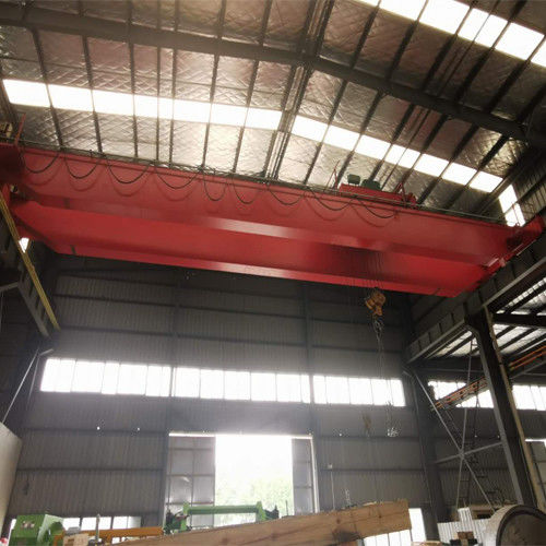 5 Ton 10 Ton 15 Ton 20 Ton Double Girder Overhead Crane CE ISO SGS Certification supplier