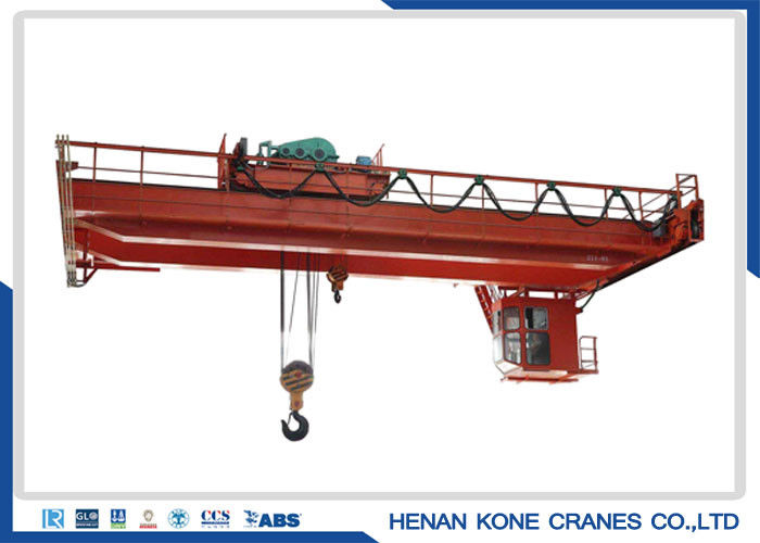 20m/min 5T Single Girder Overhead Travelling Crane With Hoist