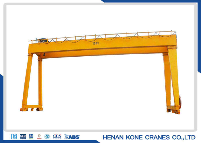 Yacht Boat Erection 300T Hydraulic Electric Gantry Crane